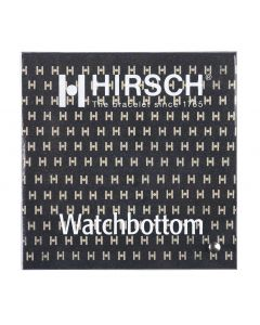 HIRSCH Pro Skin Watch Bottom (small punched)